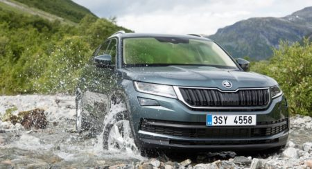 Skoda Kodiaq to be launched in India in October 2017