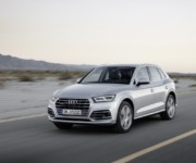 All new Audi Q5 8 180x150 The all new Audi Q5 bows down at the 2016 Paris Motor Show; will come to India eventually