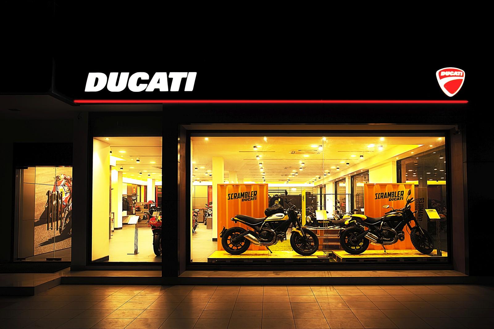 Ducati inaugurates new dealership in Ahmedabad (1)