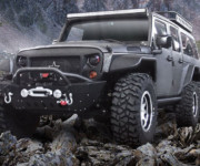 G. Patton Jeep Wrangler 6x6 6 180x150 The Jeep Wrangler based G. Patton Tomahawk 6x6 is what nightmares are made of