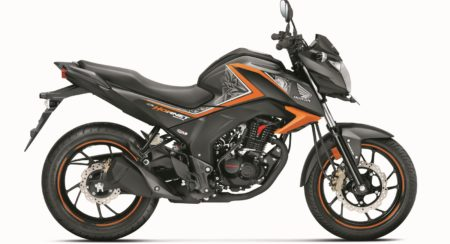 2018 Honda CB Hornet 160R Launched In India, Prices Start At INR 84,675
