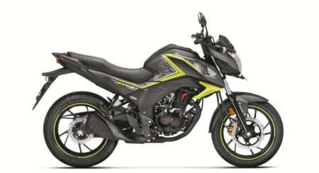 New Special Edition Honda CB Hornet 160R officially announced
