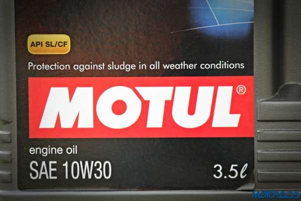 Motul Car engine oils