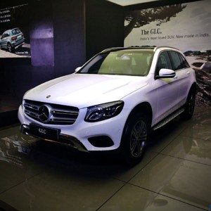 India-made Mercedes-Benz GLC launched; prices start at INR 47.90 lakhs