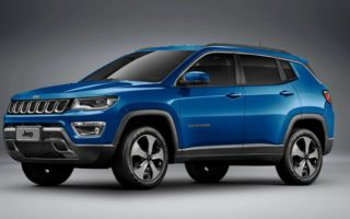 Jeep Compass 4 320x200 [Updated] Jeep Compass India Launch Likely in August 2017