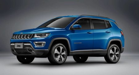 [Updated] Jeep Compass India Launch Likely in August 2017