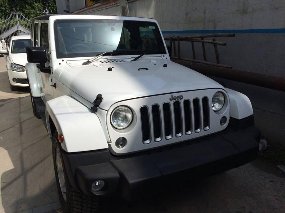 Jeep Wrangler India (2)