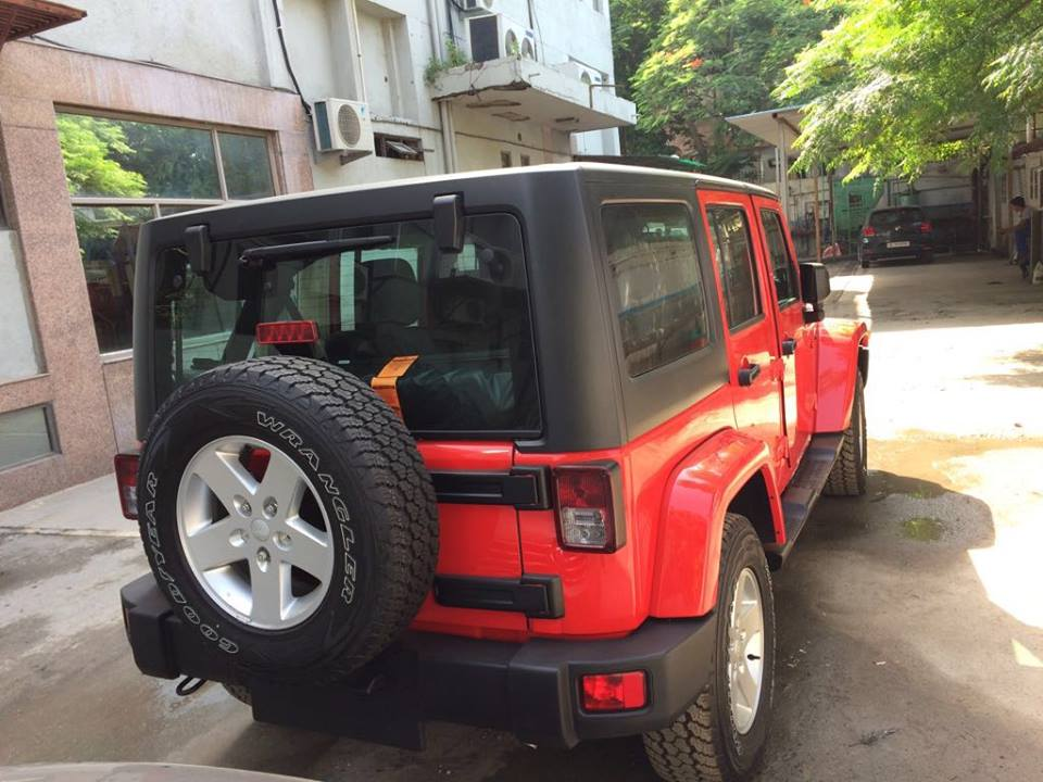 Jeep Wrangler India (3)