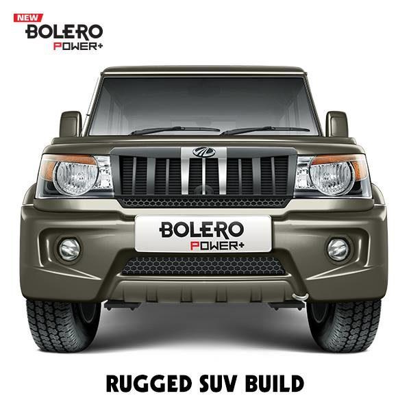 Mahindra Bolero Power +