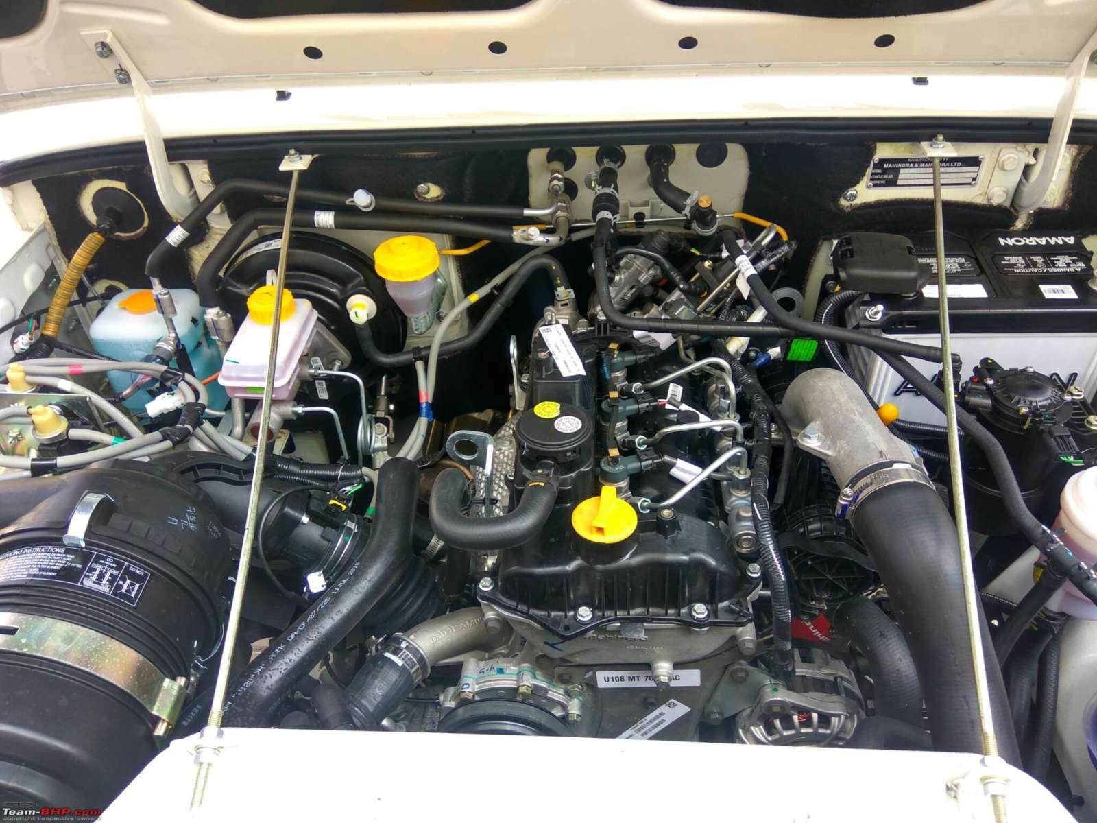 New Mahindra Bolero Power Detailed In New Images Motoroids
