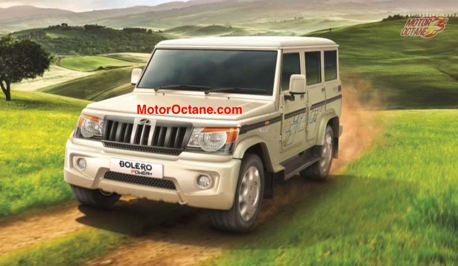 Mahindra Bolero Power+