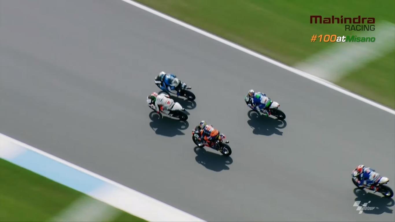 Mahindra Racing - 100th Race - 2