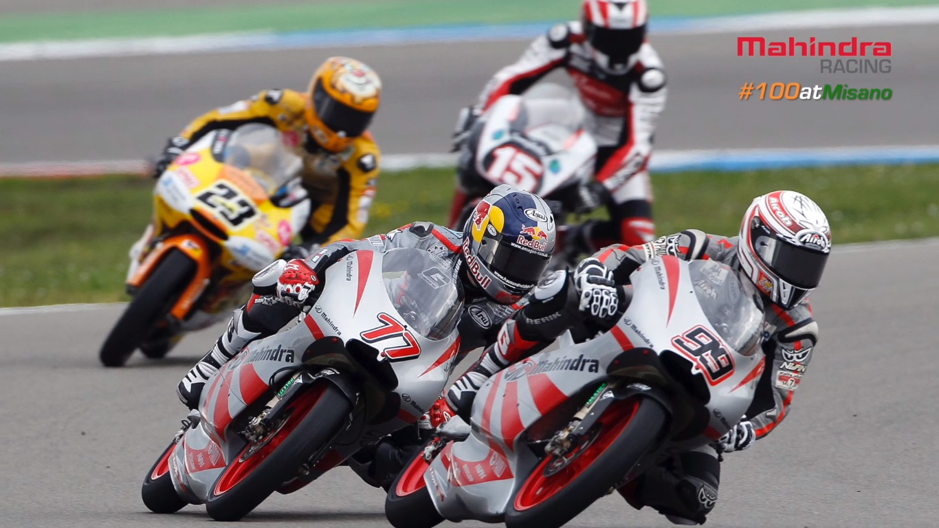Mahindra Racing - 100th Race - 3