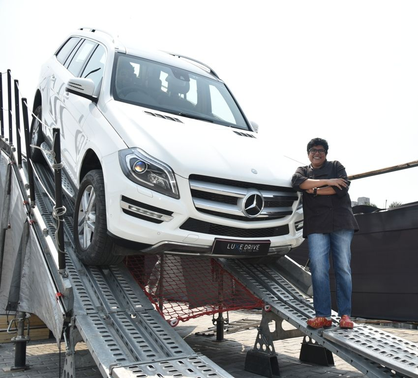 Mercedes-Benz Luxe Drive Goes To Ahmedabad, Gujarat