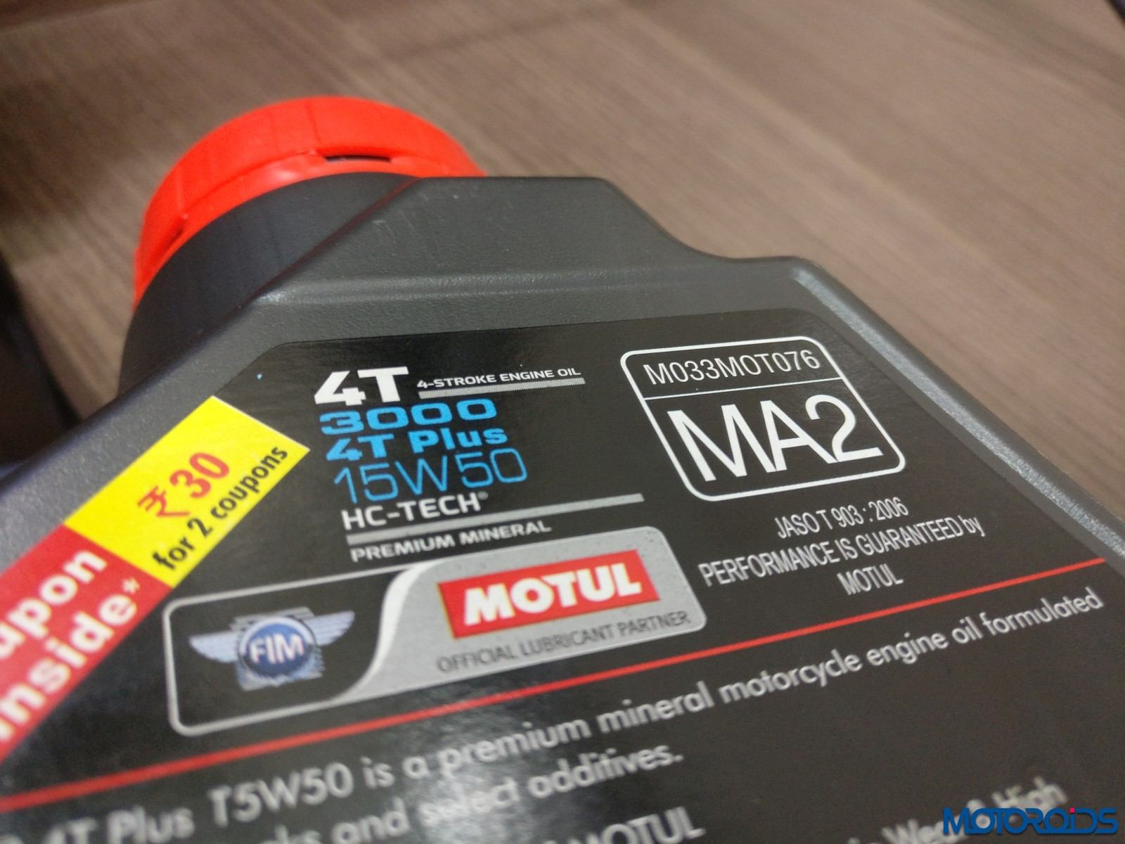 Motul All About Lubes : Engine Oil Basics, Difference