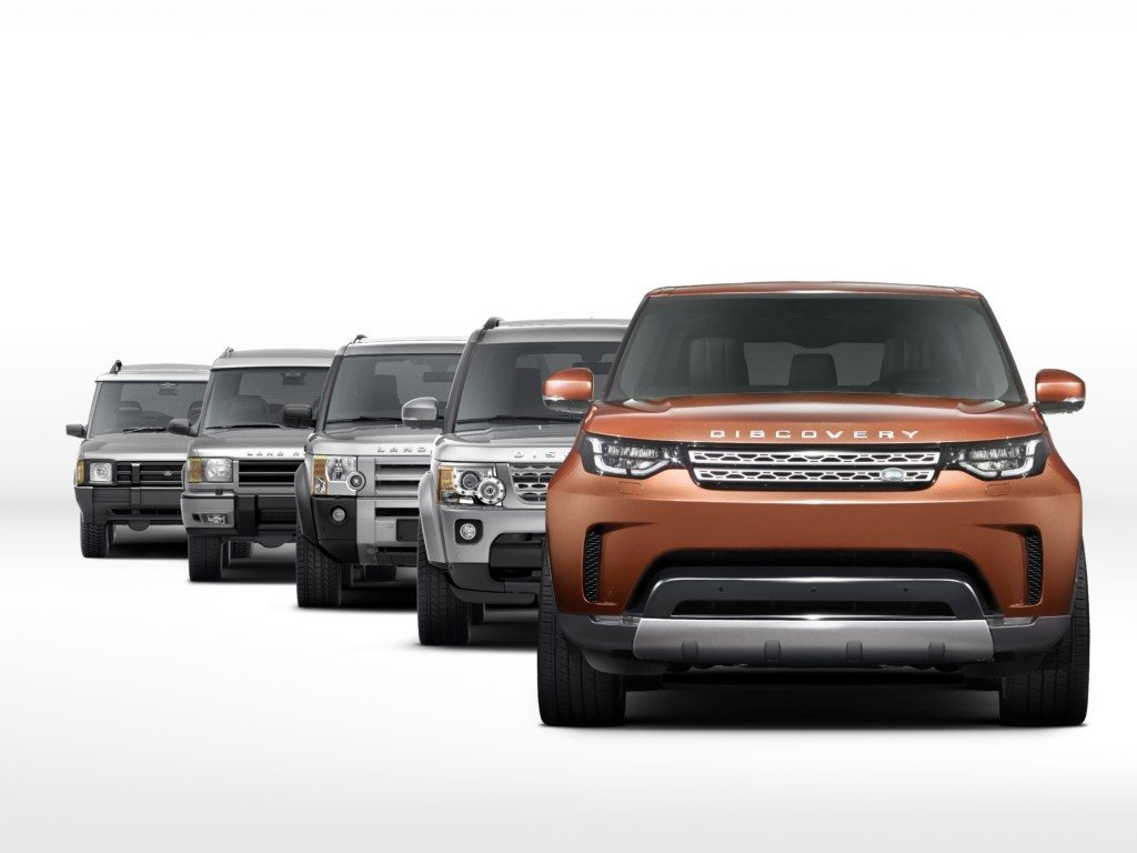 New Land Rover Discovery (1)