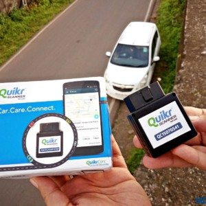 QuikrScanner For Cars Review : Car tracking and diagnostics at a crazy price