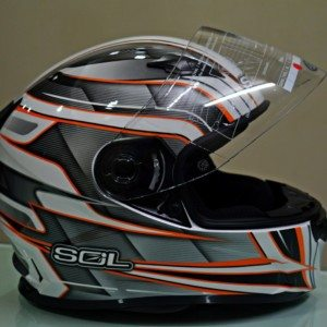 SOL SF-2M Full Face Helmet Review