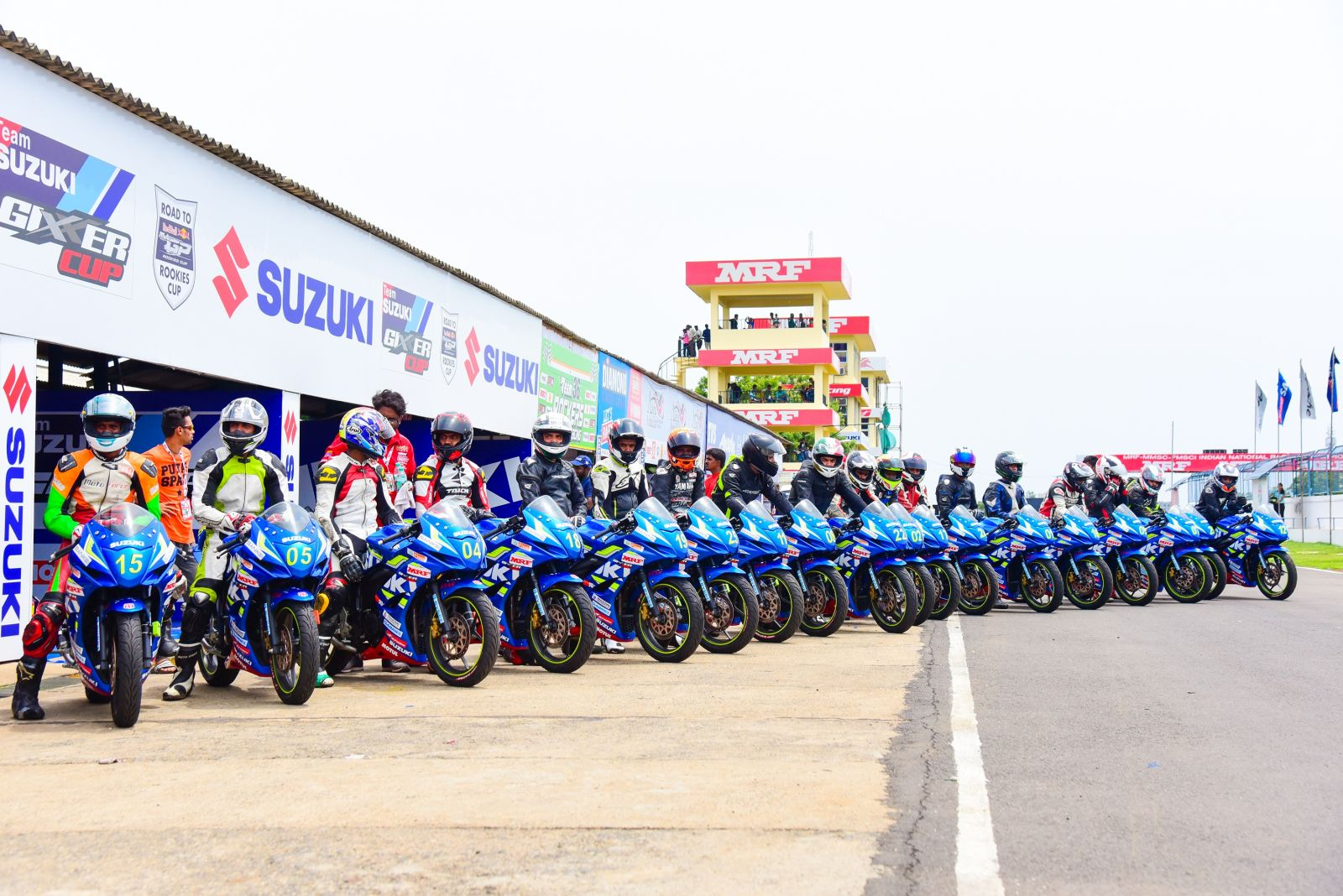 Sachin Chaudhary emerges as winner of first Red Bull Road to Rookies Cup (1)