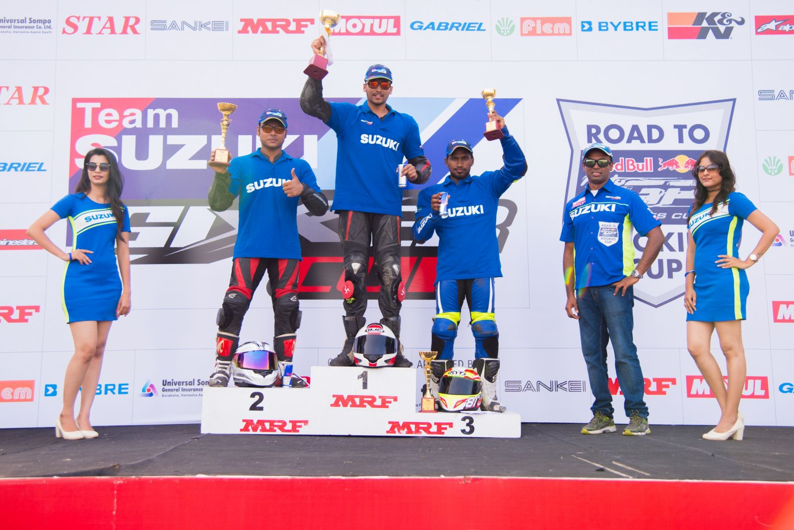 Sachin Chaudhary emerges as winner of first Red Bull Road to Rookies Cup (3)