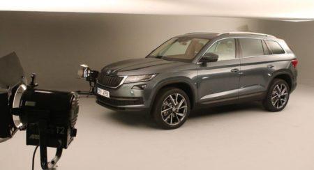 India-bound Skoda Kodiaq 7-seat premium SUV leaked