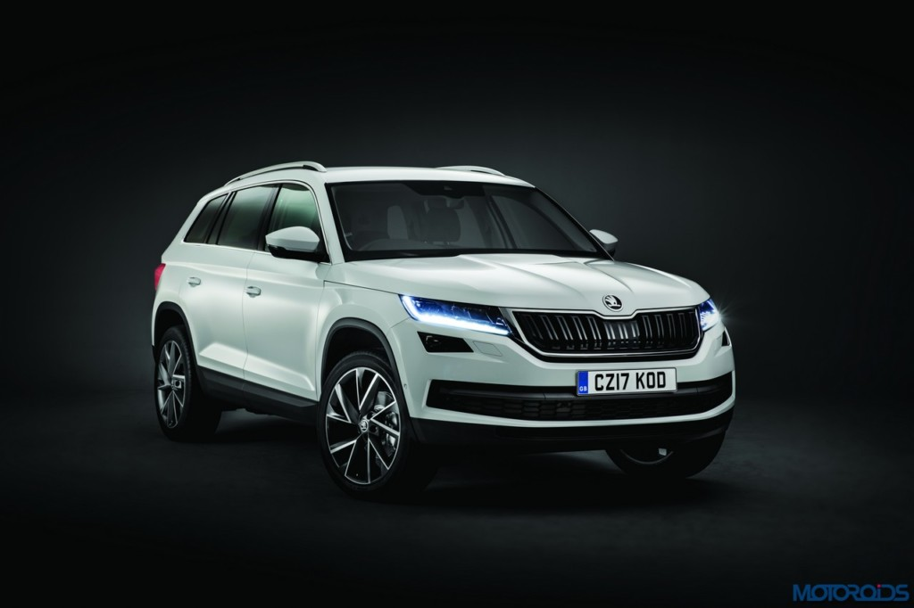 Skoda Kodiaq official images (1)