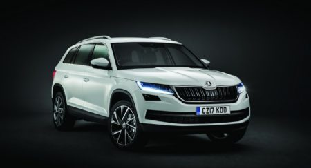The new Skoda Kodiaq: Images, Details and all you need to know