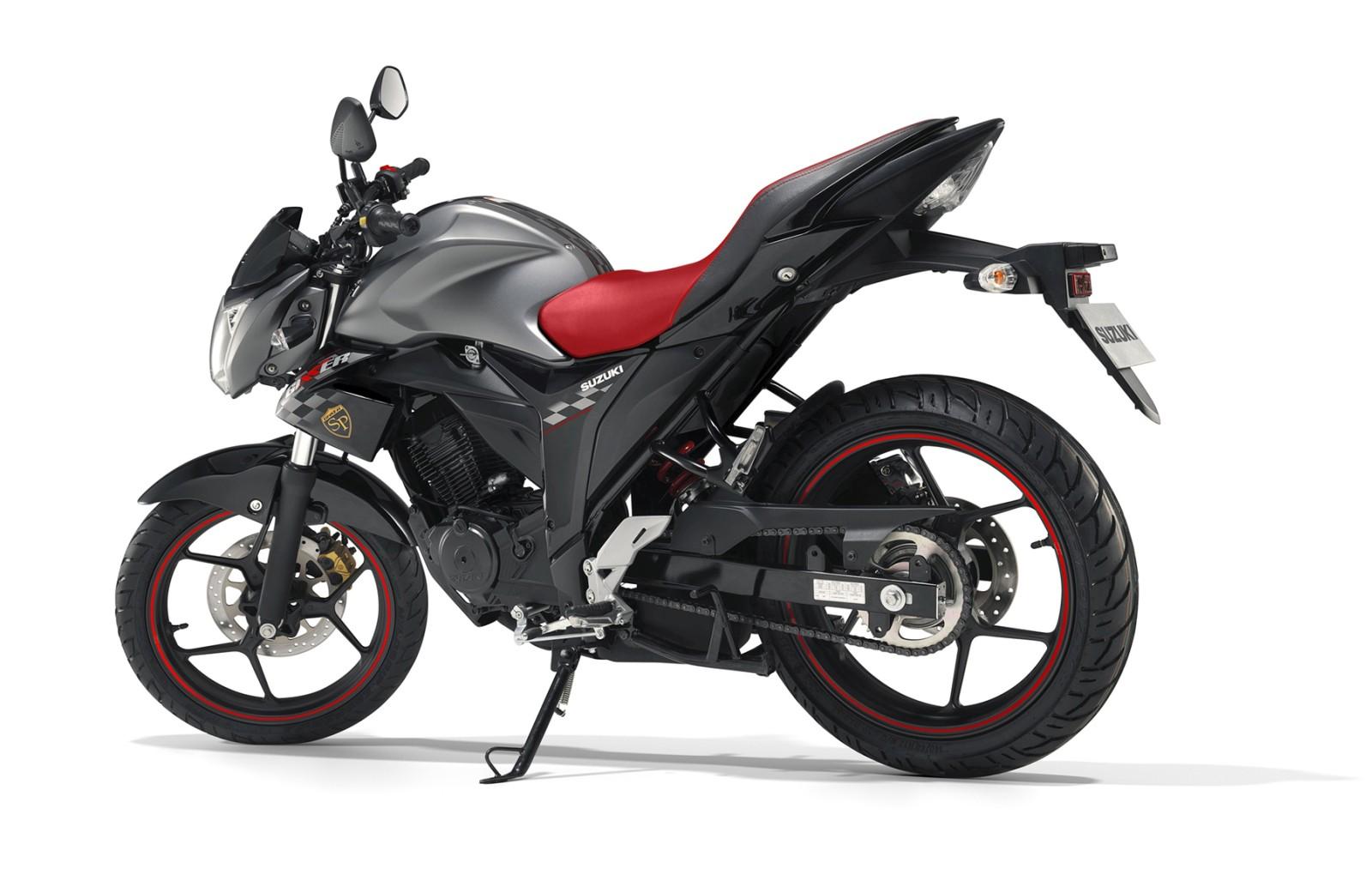Suzuki Gixxer SP (3)