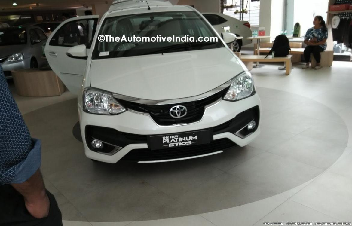 5 Things We Know About The Upcoming Toyota Platinum Etios