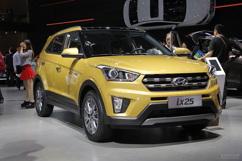 Turbocharged Hyundai Creta (ix25 1.6 T-GDI) (1)