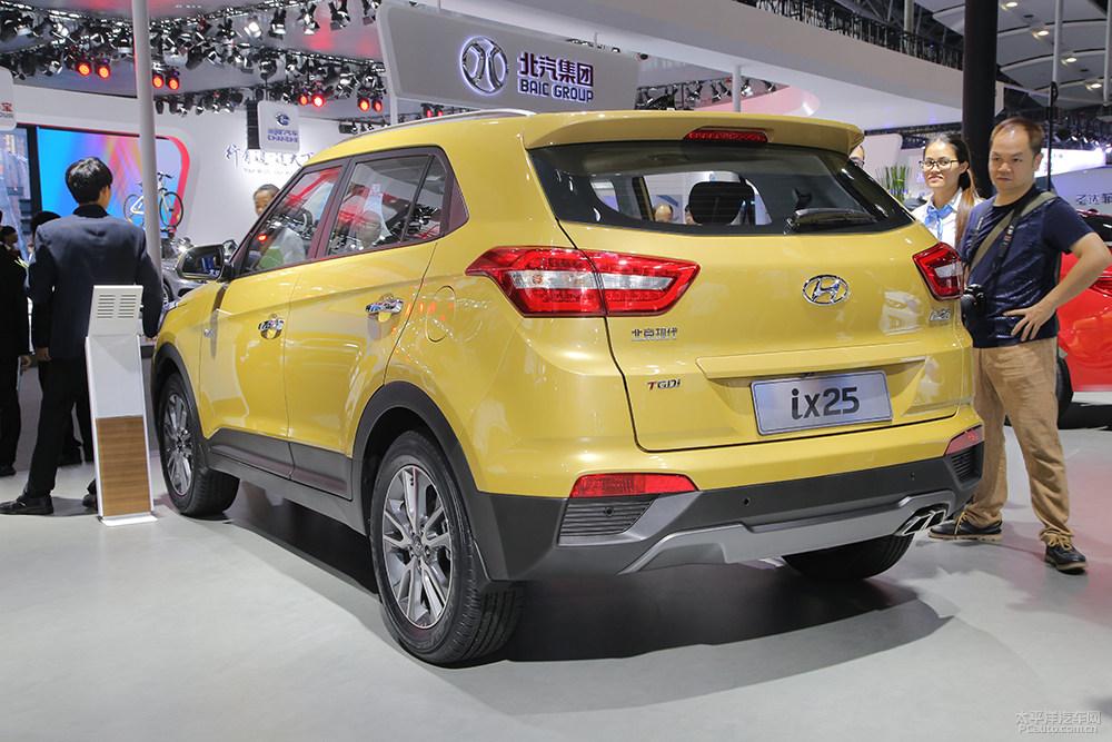 Turbocharged Hyundai Creta (ix25 1.6 T-GDI) (3)