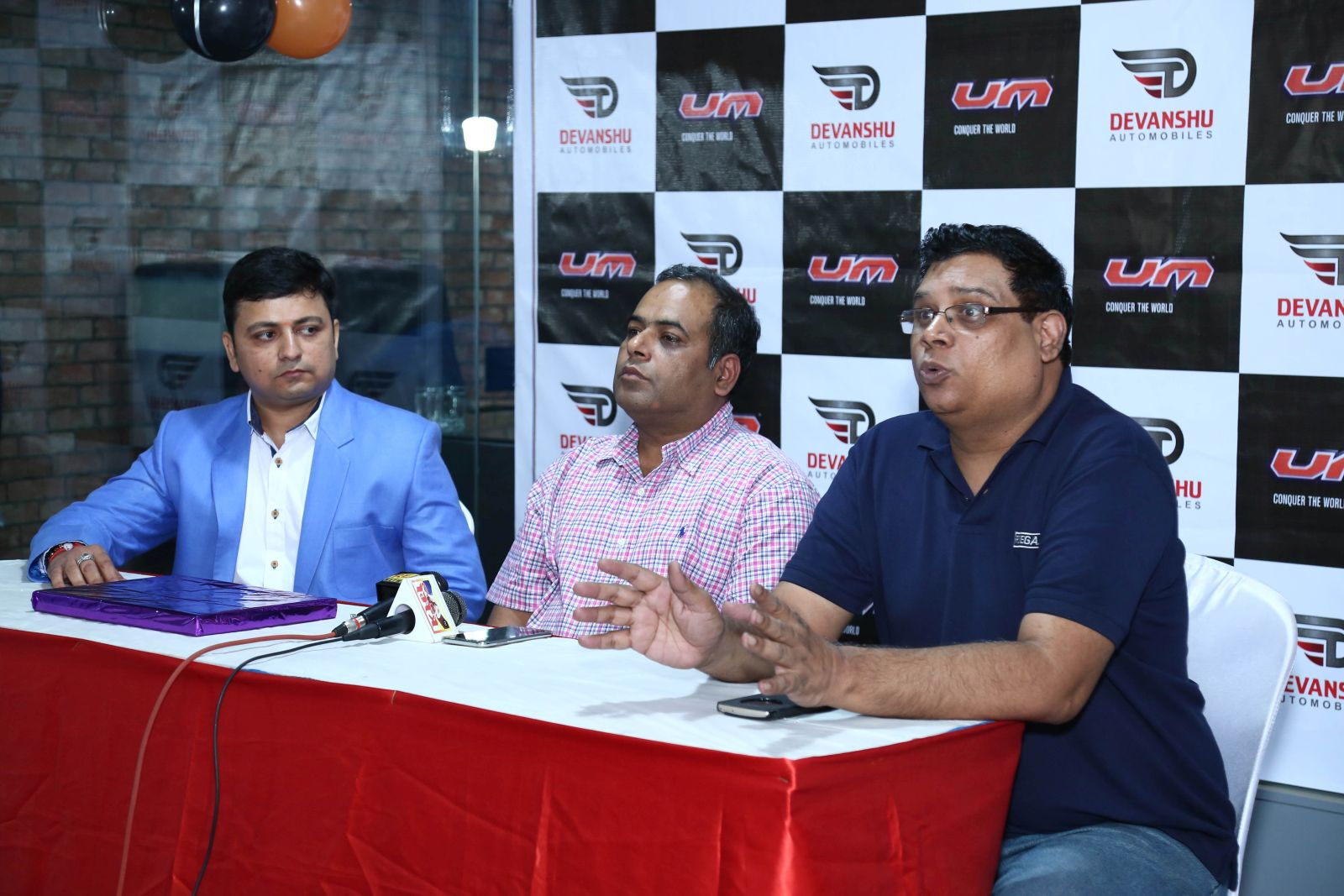 UM Motorcycles rides into Gujarat by opening its seventh outlet in Surat (2)