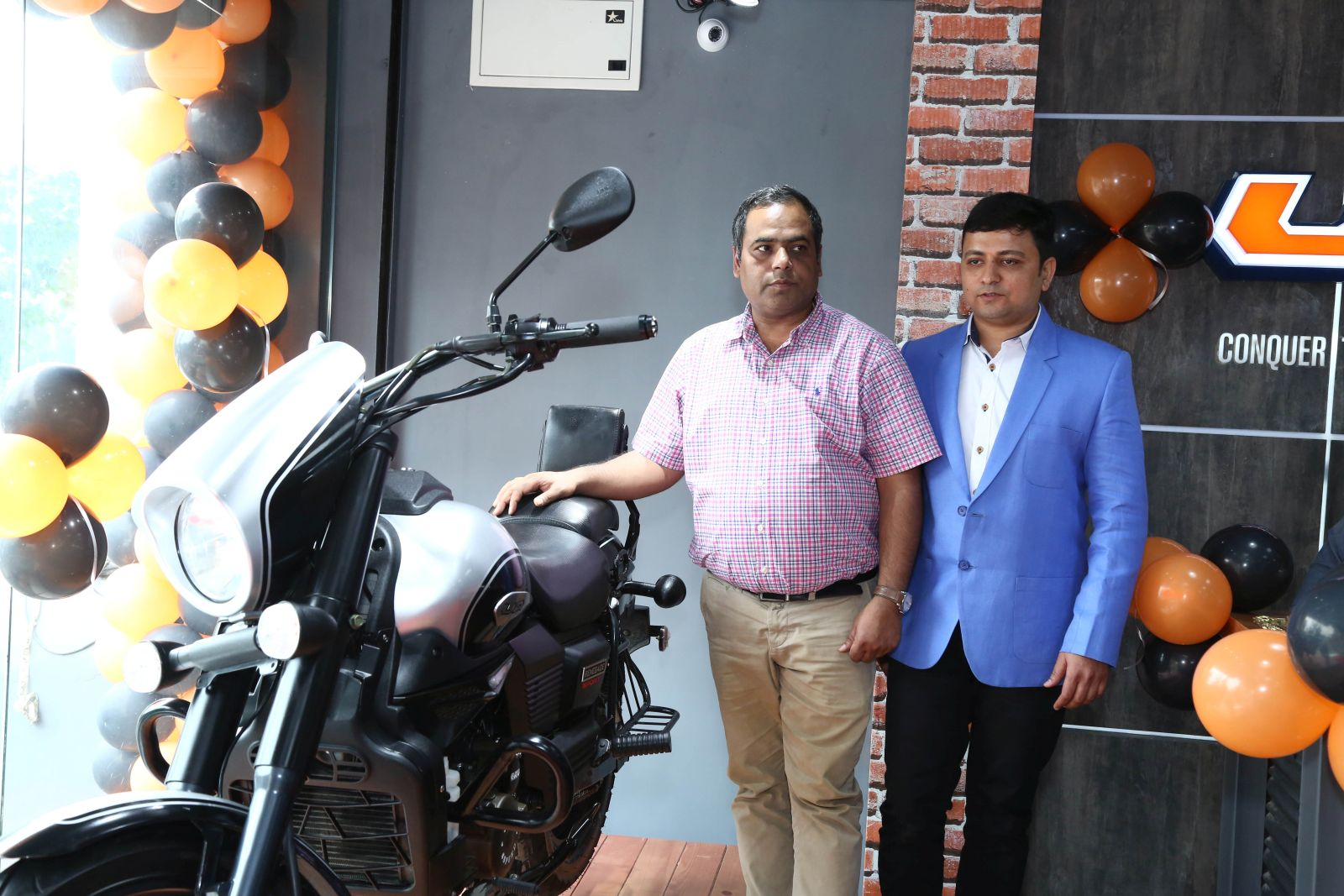 UM Motorcycles rides into Gujarat by opening its seventh outlet in Surat (3)