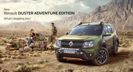 Renault offers discounts of up to INR 2 lakh on the Duster