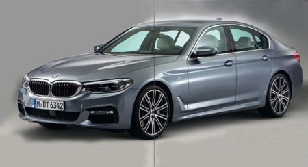 2017 BMW 5 Series leaked; India bound next year