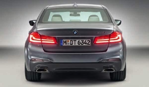 2017-bmw-5-series-rear-end