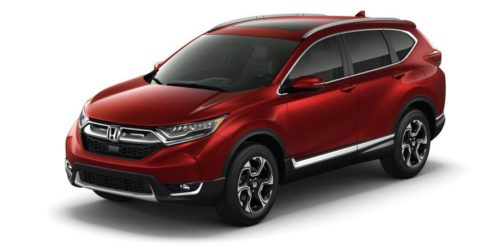 2017 Honda CR V 20 500x250 2017 Honda CR V revealed; grows up and gets turbo petrol power