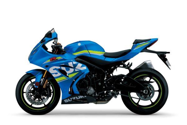 Suzuki GSX-R1000R Racing Colors