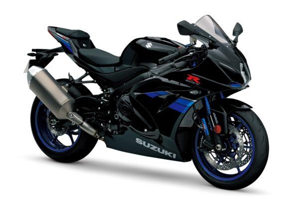 Suzuki GSX-R1000R Black