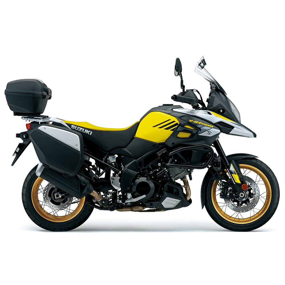 intermot 2016 new 2017 suzuki v strom 1000 v strom 1000xt revealed motoroids. Black Bedroom Furniture Sets. Home Design Ideas