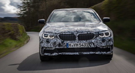New BMW 5 Series Unveil On 13th Oct : Videos And Everything You Need To Know