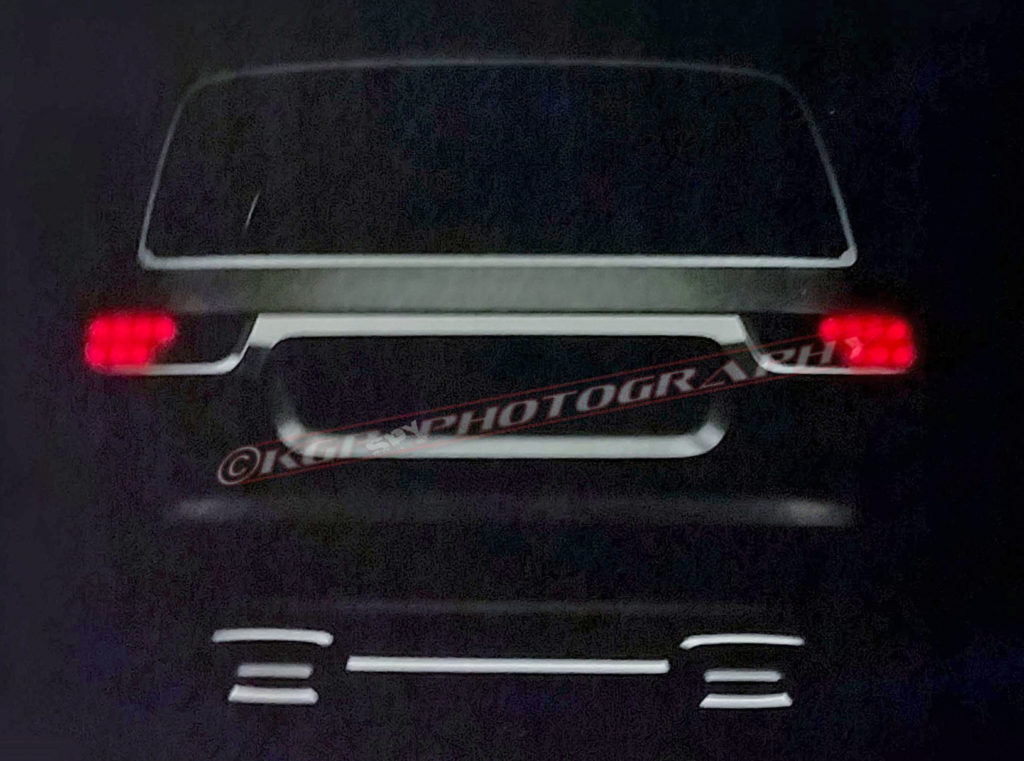 2019 Jeep Grand Wagoneer Previewed In Leaked Photos