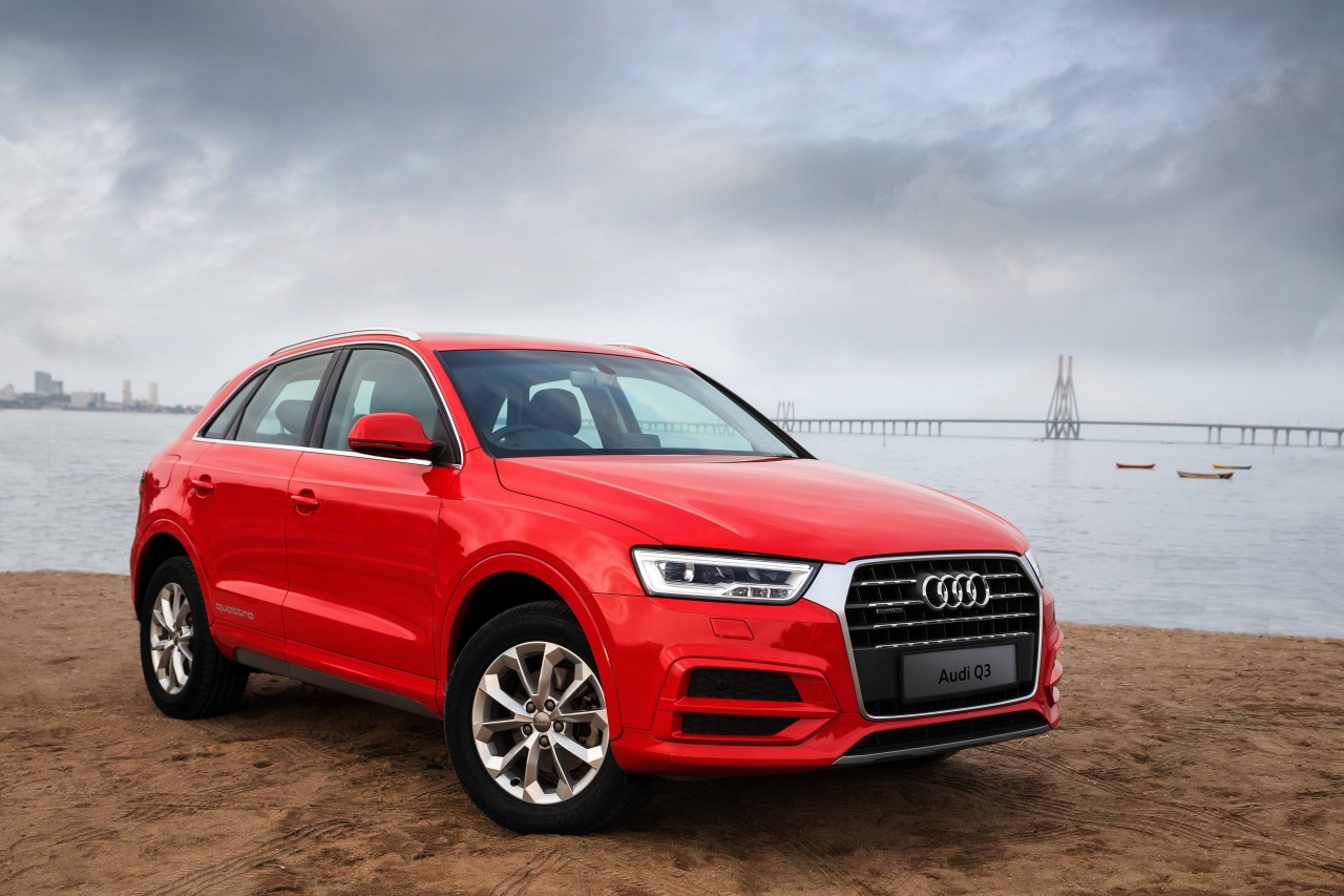 Audi India Grabs 4th Rank In Service Category 8th Rank
