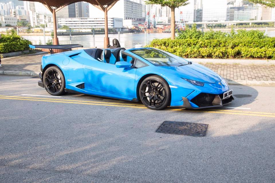 dmc tuned lamborghini huracan spyder packs 1073 hp does 0 100 kmph in less than 2 7 seconds. Black Bedroom Furniture Sets. Home Design Ideas