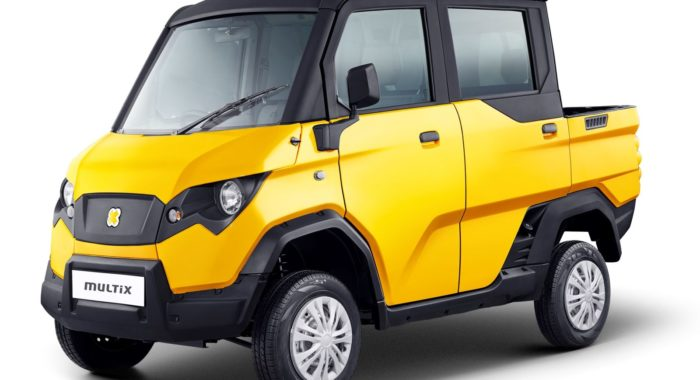 Eicher Polaris Multix Launched In Delhi