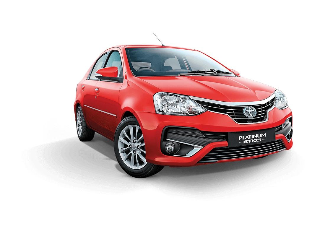 New Toyota Platinum Etios Liva Twins Nifty Upgrade