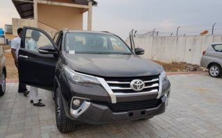Guhan Shetty Toyota FOrtuner 6 320x200 2016 Toyota Fortuner 2.4 litre and 2.8 litre reaches Indian dealerships