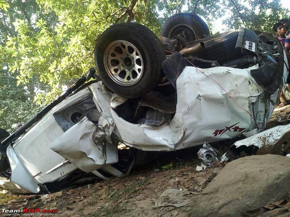 isuzu-d-maz-v-cross-crash-amlan-das-odisha-1