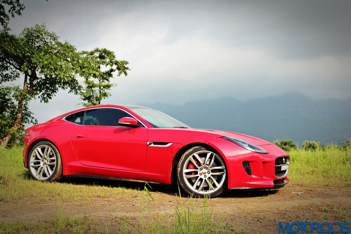 jaguar f type r coupe review amorous allure motoroids. Black Bedroom Furniture Sets. Home Design Ideas