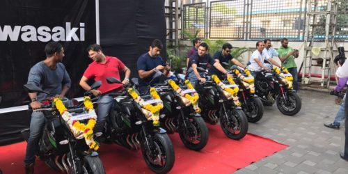 Kawasaki delivers bikes after SNK Palm beach dealer 500x250 Kawasaki India delivers motorcycles to customers affected by fraudulent Navi Mumbai dealership